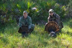 Osceola Turkey Hunt - Hunting in Florida