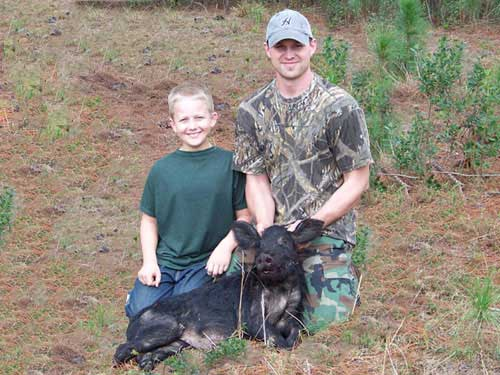 Florida Wild Hog Hunts