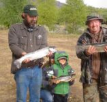Antelope Hunting & Trout Fishing