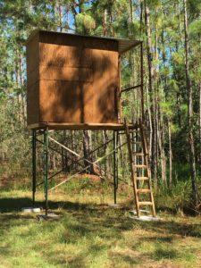 shooting box - Hunting in Florida