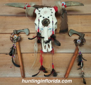 Hunting in Florida logo